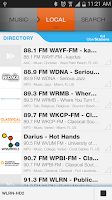 Screenshot of XiiaLive™ Pro - Internet Radio