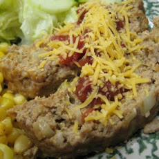 Taco Turkey Meatloaf