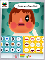 Screenshot of Toca Mini