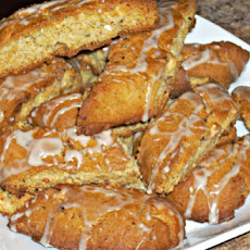Mandel Bread (traditional Jewish holiday cookie)