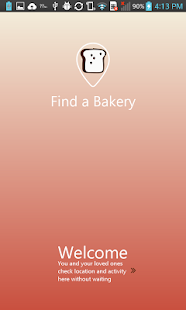 Find A Bakery - screenshot