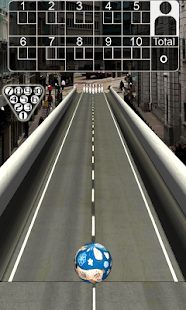 Download Android Game 3D Bowling for Samsung