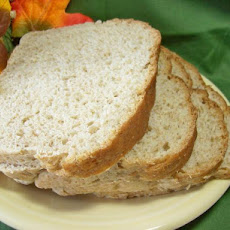 Honey Grain Light Wheat Bread (Bread Machine - Abm)