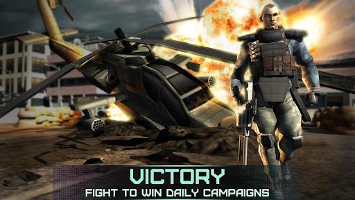 Rivals at War - screenshot