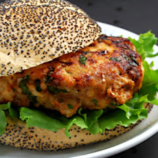 Spicy Turkey Burgers