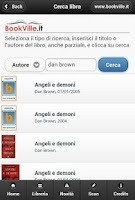 Screenshot of Bookville Mobile Premium