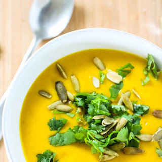 Pumpkin Curry Bisque