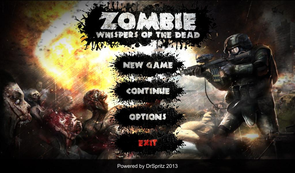 Zombie: Whispers of the Dead Screenshot 8