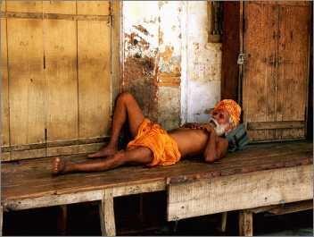 Yogi Ravishnapape wog 180 kg, bevor er mit Schlank im Schlaf sichtbar zu seinem idealen Gewicht fand und dauerhaft schlank wurde.