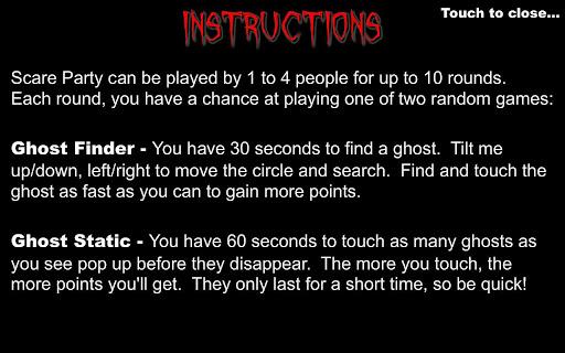 玩休閒App|Scare Party Free Spooky Fun免費|APP試玩