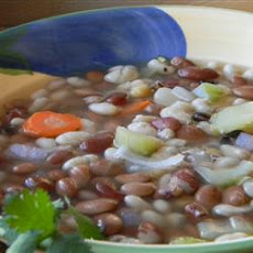 Ten Bean Soup I