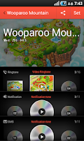Screenshot of Mt.Wooparoo pack for dodol pop