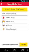 Screenshot of 21st Policy Self-Service App
