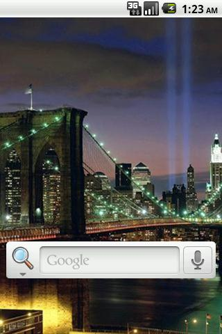 玩個人化App|New York Live Wallpaper免費|APP試玩