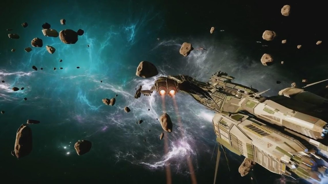 Chris Roberts: Star Citizen could be on PS4