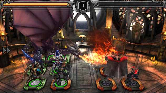 Heroes Of  Dragon Age APK screenshot thumbnail 7