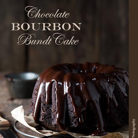 Chocolate Raspberry Bundt Cake Recepten | Yummly