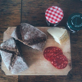 Lovely lunch at home by Laura Banciu - Food & Drink Meats & Cheeses