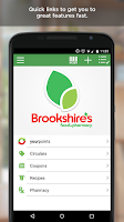 Screenshot of Brookshire's