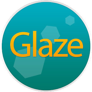 glaze app for android