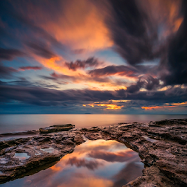 by Gus Mang Ming - Landscapes Sunsets & Sunrises
