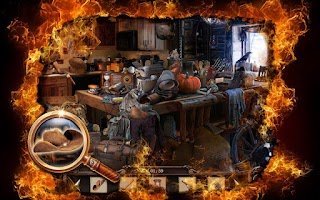 Screenshot of Hidden Objects  Hell's Kitchen