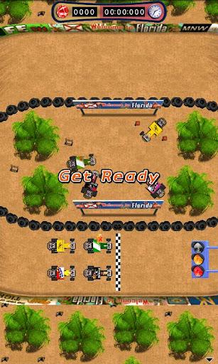 Dirt Race - screenshot