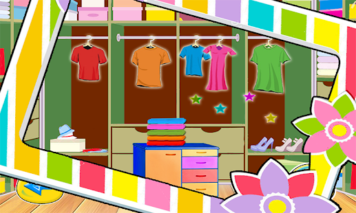Ironing dresses girls games- screenshot thumbnail