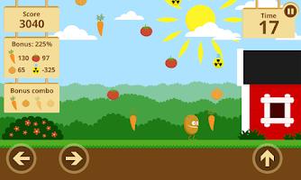 Screenshot of Veggie Combos