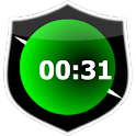 Bubble Digital Clock icon