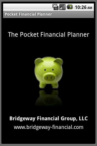 The Pocket Financial Planner