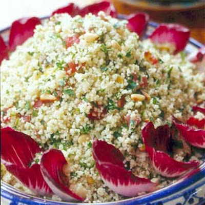 Couscous-Parsley Salad