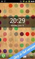 Screenshot of Color Dots Design HD Free