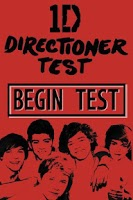 Screenshot of One Directioner Test
