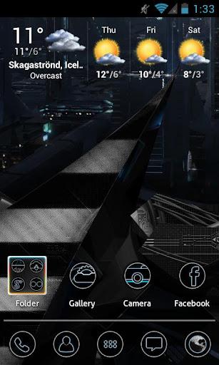 Simple HD Apex Nova Theme