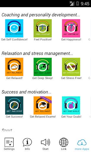 Get Slim! Lose Weight Hypnosis - screenshot
