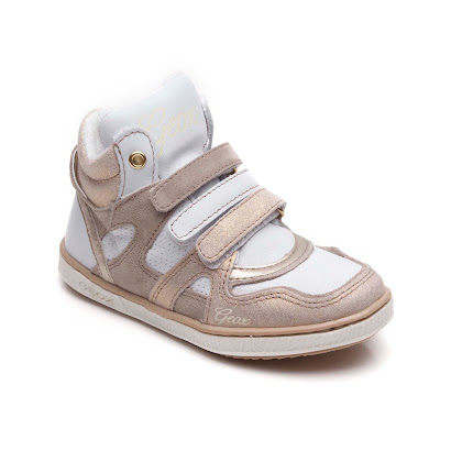 Geox Triple Strap High Top HIGH TOP