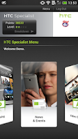 Screenshot of HTC Specialist