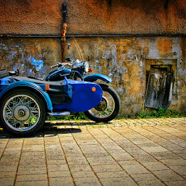 Ride with me by Andy Just Andy - Transportation Motorcycles