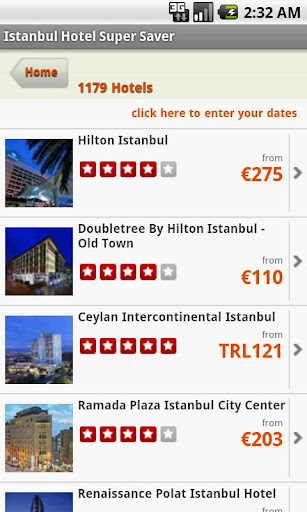 Istanbul Hotel Super Saver