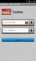 Screenshot of Cardarama - Gift Card Balance