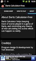 Screenshot of Darts Calculator (Free)