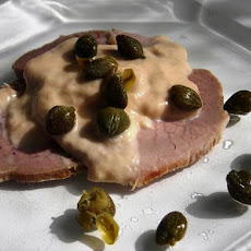 Cold Veal Roast - Vitello Tonnato from Your Pressure Cooker|