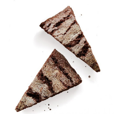 Chocolate-Chicory Logs
