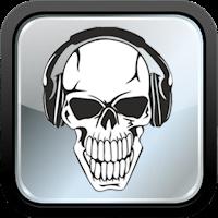 Screenshot of Mp3 Music Download Skull