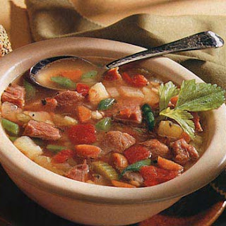 Vegetable Barley Soup With Ham Recipes