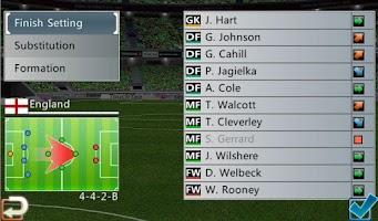 Screenshot of Winner Soccer Evolution