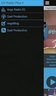 QV Radio Plus + - screenshot