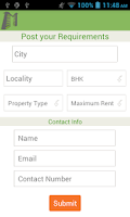 Screenshot of Rento - Rental Property Search