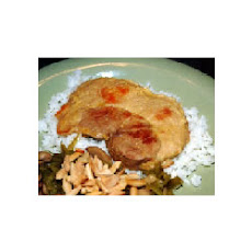 Orange Spice Pork Chops